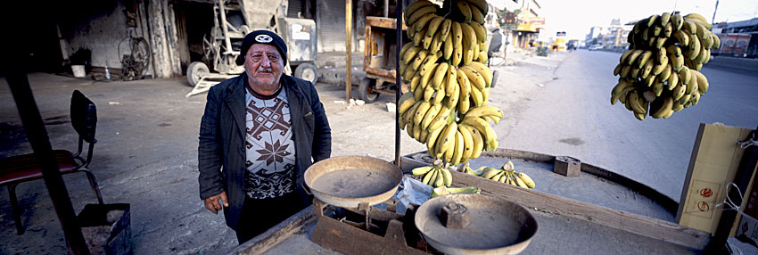 Banana Vendor-Saida